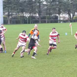 Ards lose away to Randalstown