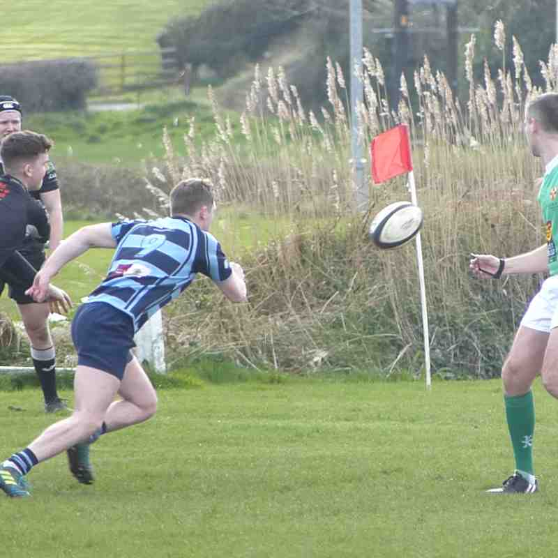 Ards V Ballymoney 23 March 2019