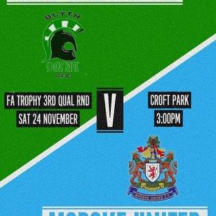 Blyth Spartans 4-1 Marske United - Match Report