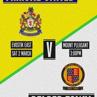 Marske United 2-2 Belper Town - Match Report