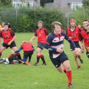 Mackie U16 remain unbeaten