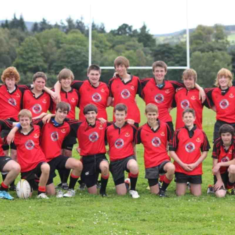 U16 - Deeside (away)
