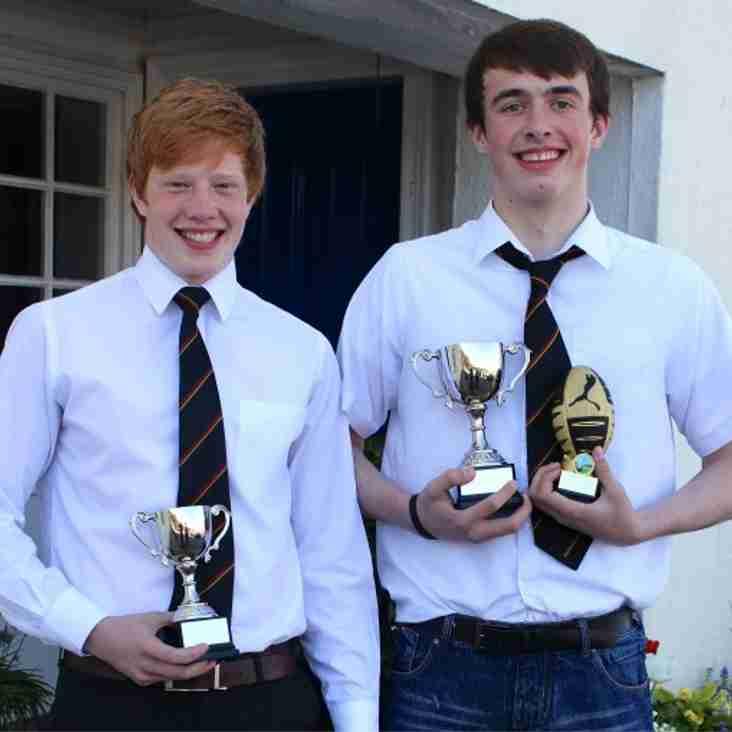 U16 Awards 2012-2013