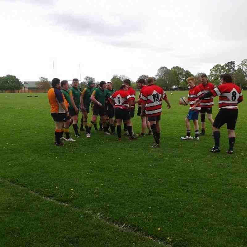 4XV vs Didcot (Away) 26th April 2014