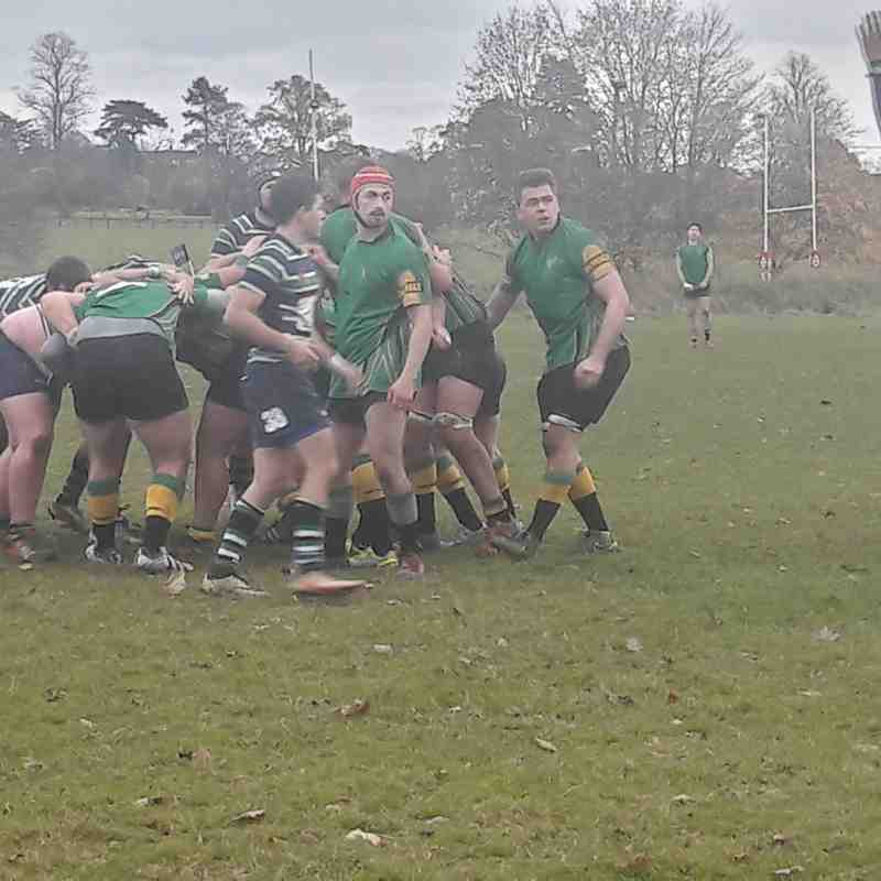 Stags v Abbey  (away) 19 Nov 2016