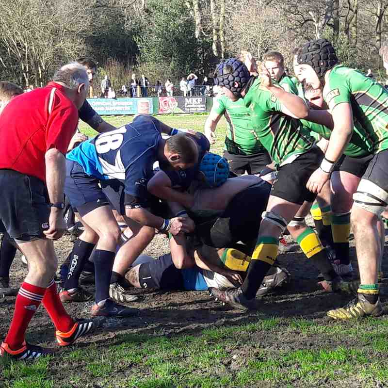 Stags vs Rams (25 March 2017)