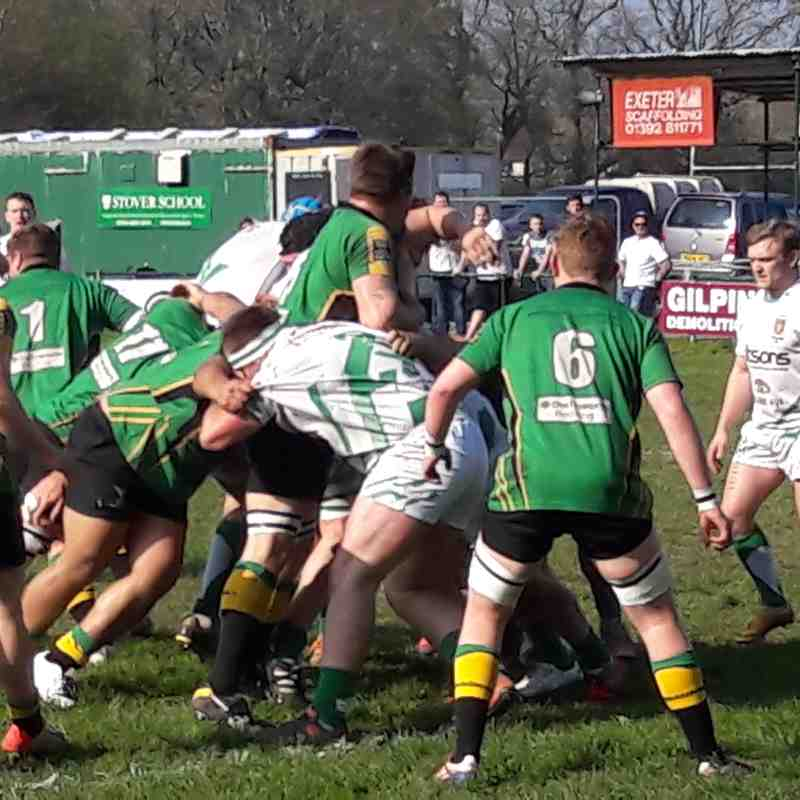 1XV vs Newton Abbot  (8 April 2017)