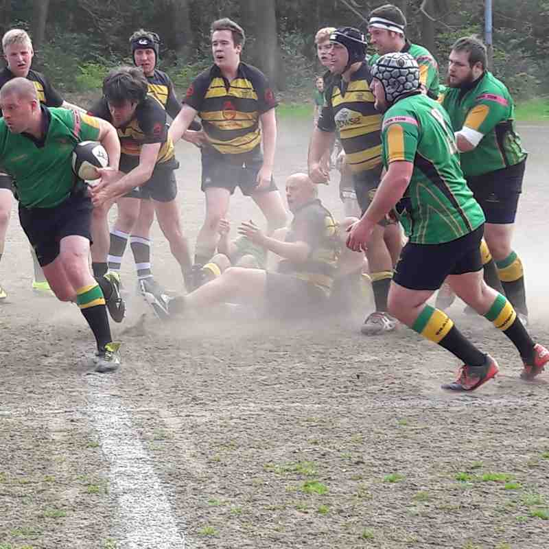 3XV v Wallingford 22 April 2017