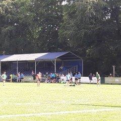 Pre-season vs Abbey (19 Aug 2017)