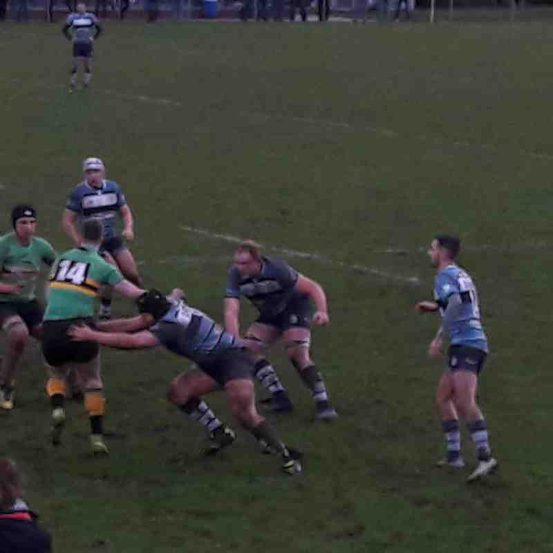1XV v Newbury (Away) 6th Jan 2018