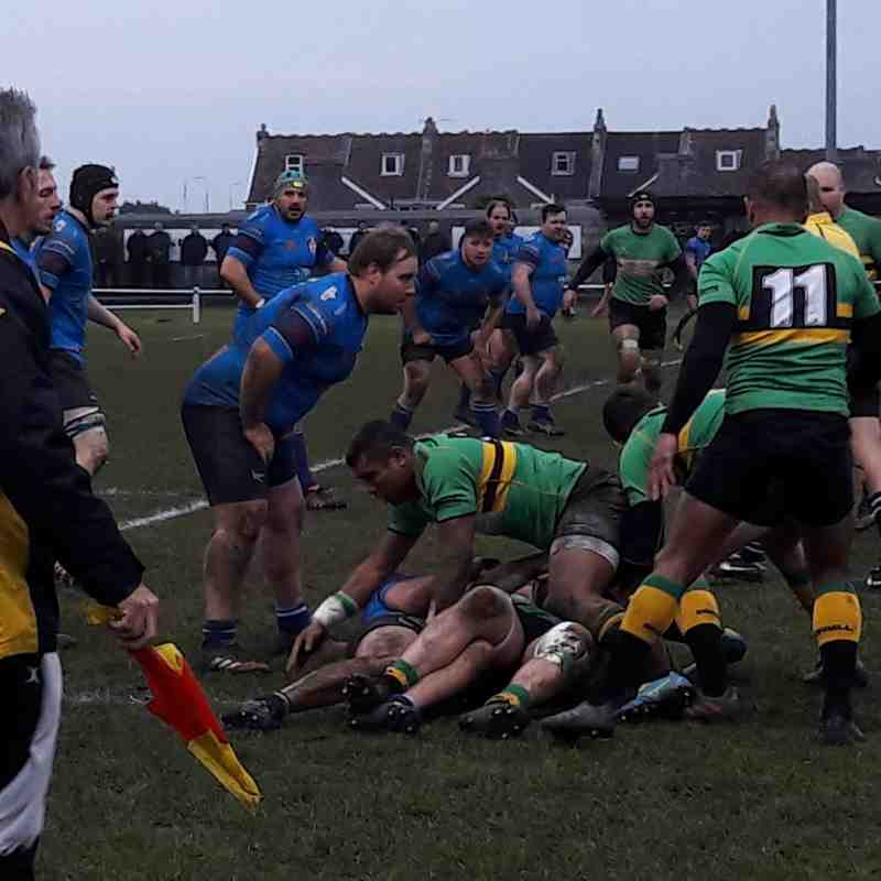 1XV v WSM (Away) 13th Jan 2018