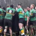 Chris's earn 1XV win