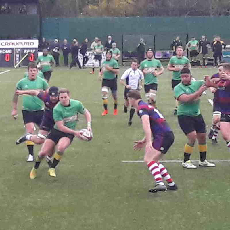 1XV v Maidenhead (7th April 2018)