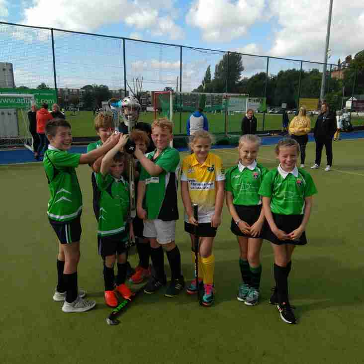 Southport Hockey Juniors win charity tournament
