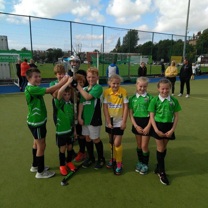 Southport Hockey Juniors win charity tournament