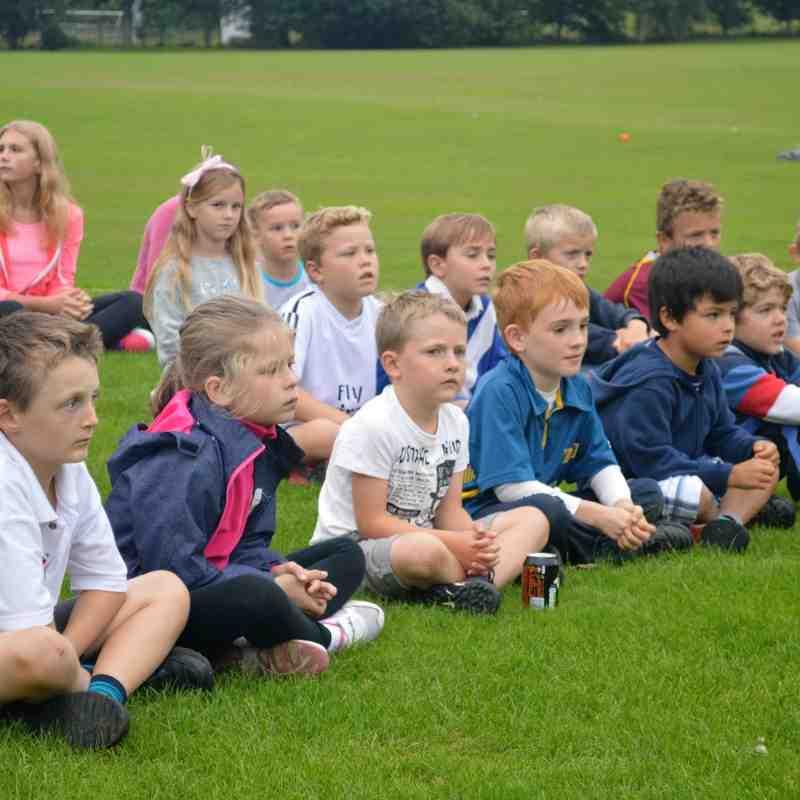 Junior Presentations