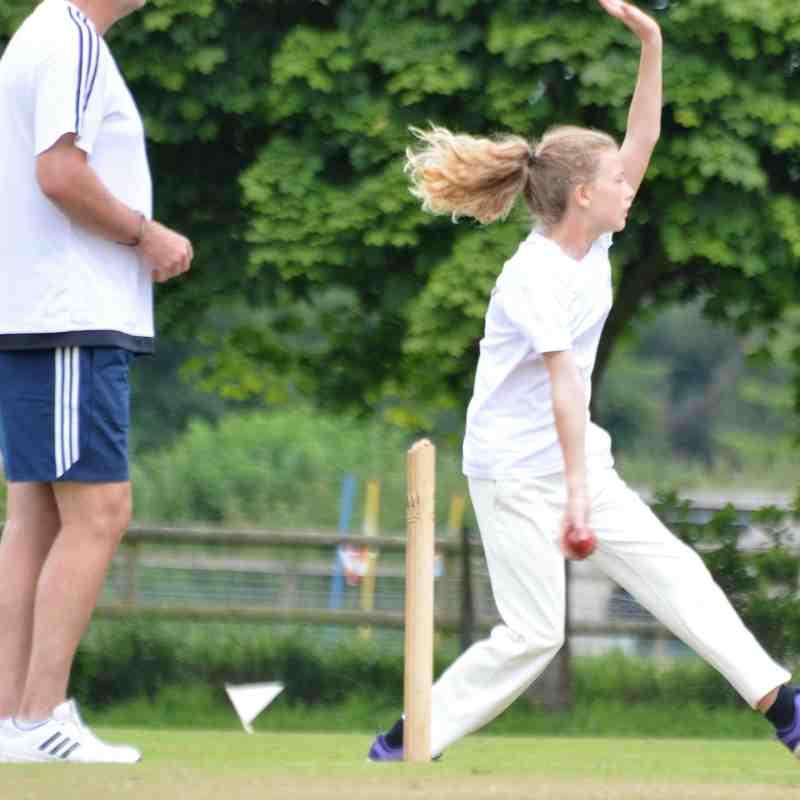 U13 girls vs Paignton 17.7.16
