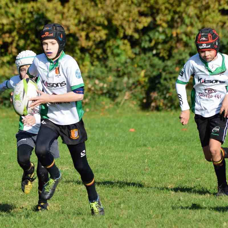 U10 vs Teignmouth 6.11.16