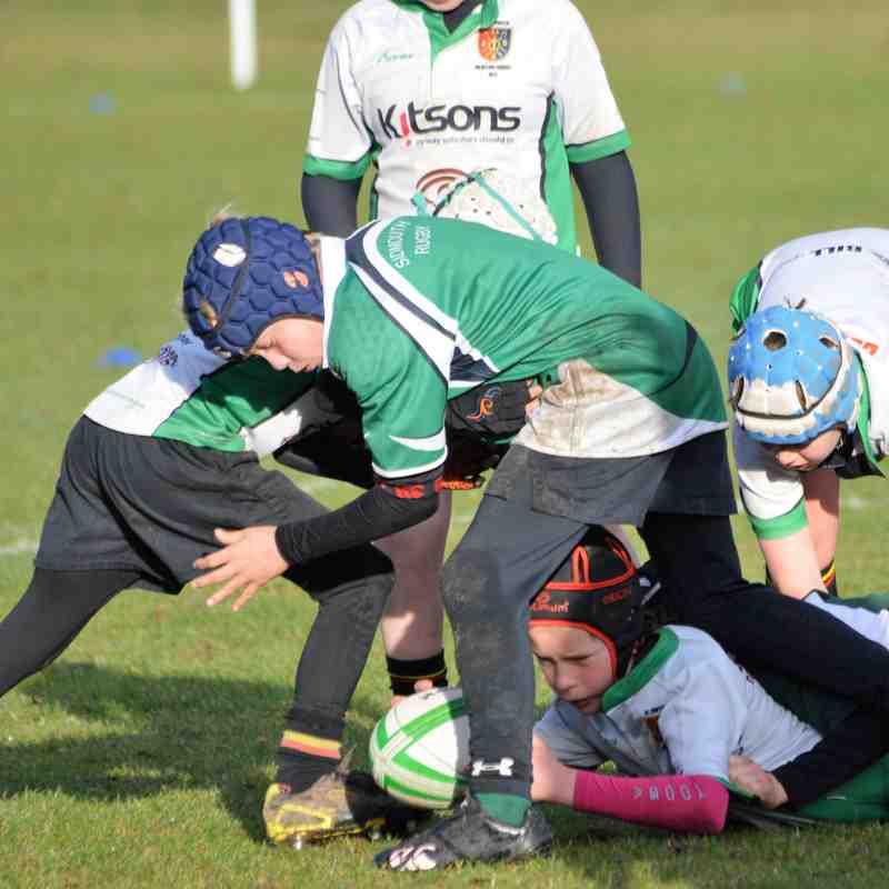 u10 vs Sidmouth 18.12.16