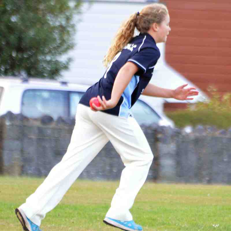 U15 Girls vs Bovey Tracey