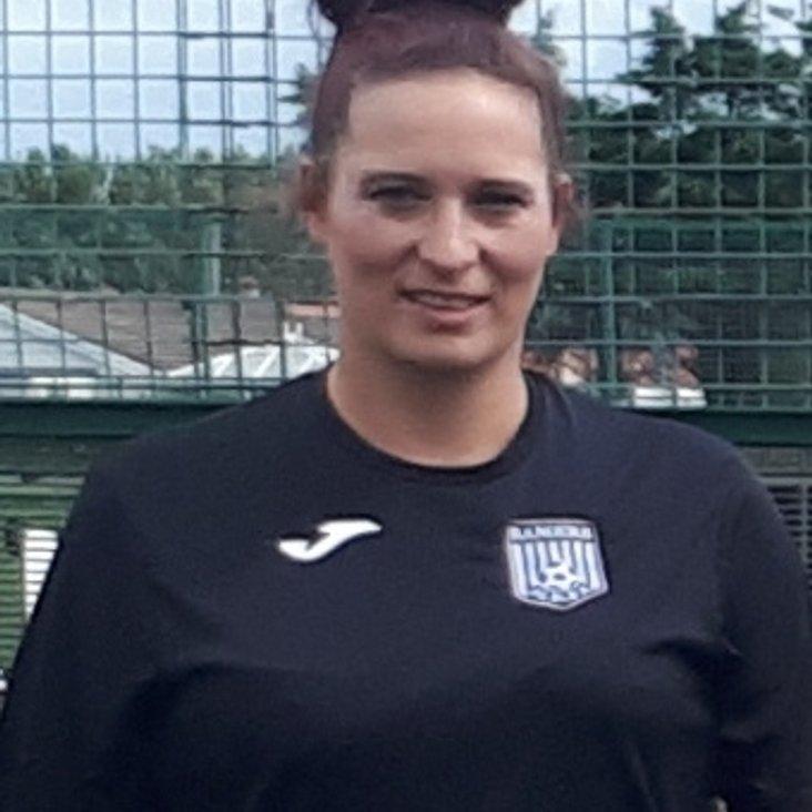 Meet The Player! Ruth Angharad Roberts<