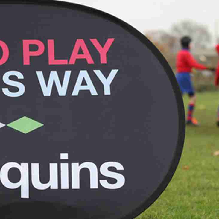 Harlequins Premiership Rugby Camp BOOK NOW