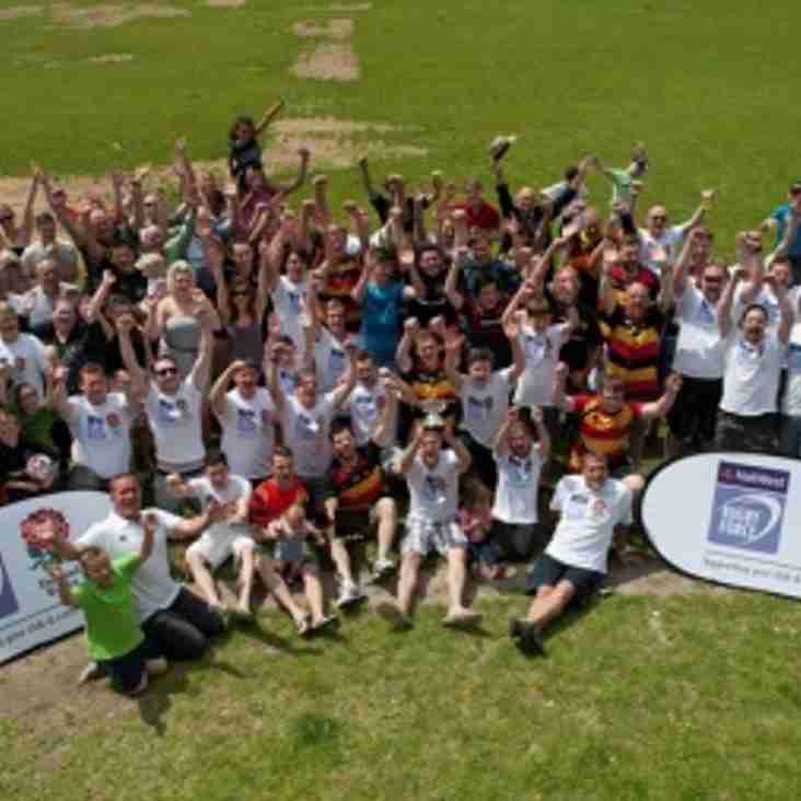 Eastleigh RFC wins Natwest RugbyForce grant to improve their facilities