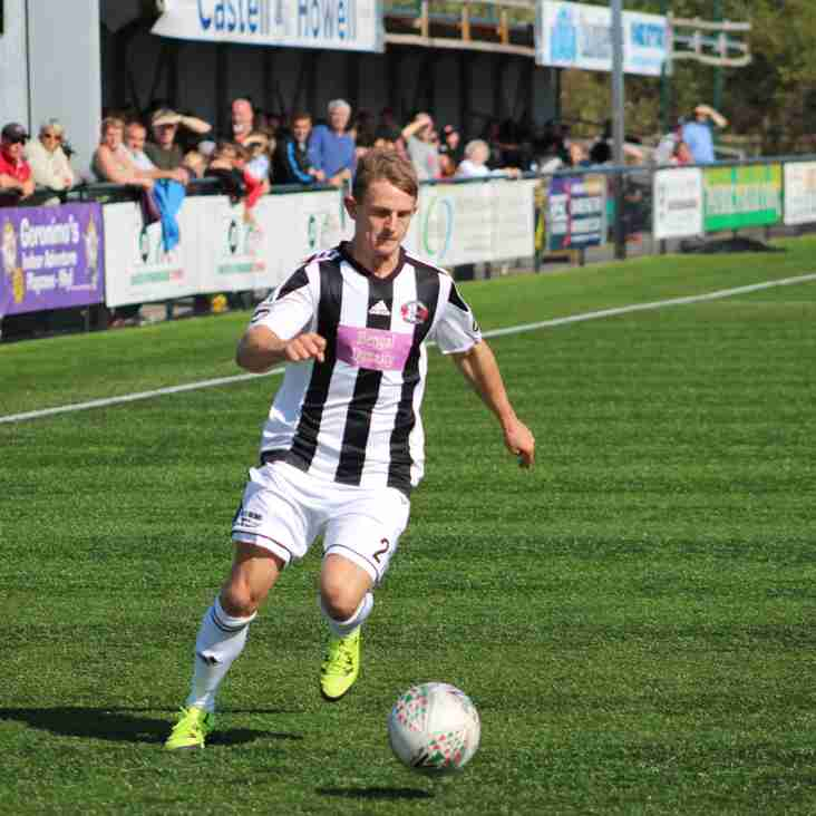 NEWTOWN HOLD LLANDUDNO IN GOALLESS DRAW
