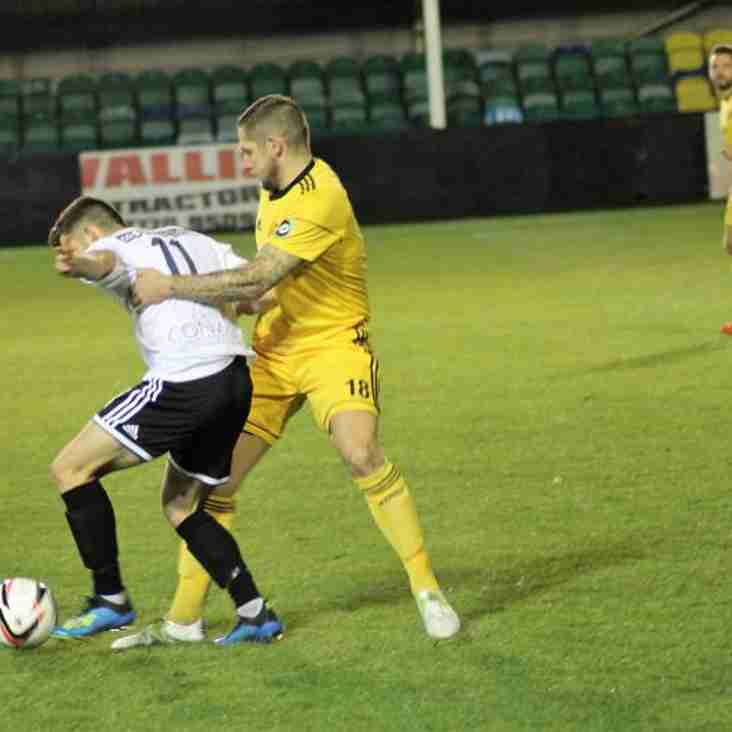 Llandudno beat Rhyl in eight goal thriller