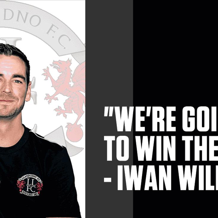 Llandudno face Newtown in Welsh Premier League clash