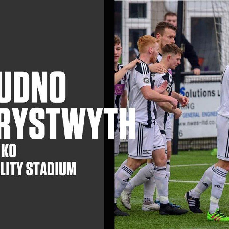 Aberystwyth up next for Llandudno after a two week break