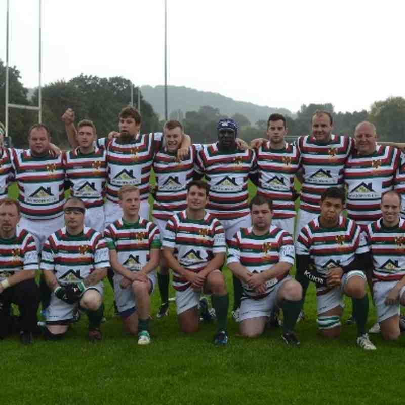 AOE 1st XV verses Ledbury in North Mids Shield