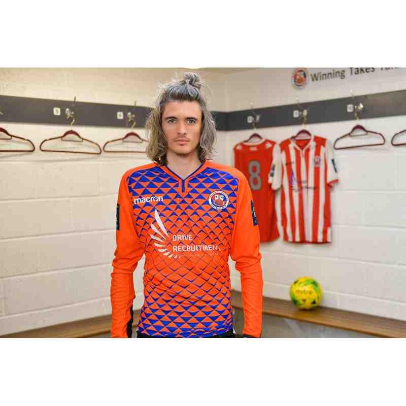 Greenwich Borough Away Goalkeeper Shirt
