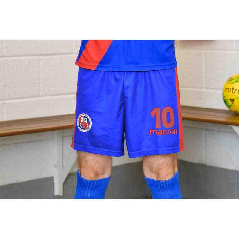 Greenwich Borough Away Shorts