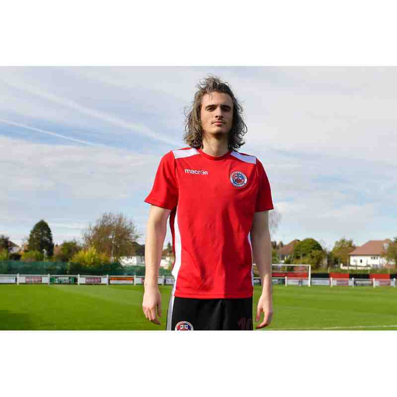 Greenwich Borough Training Top Red
