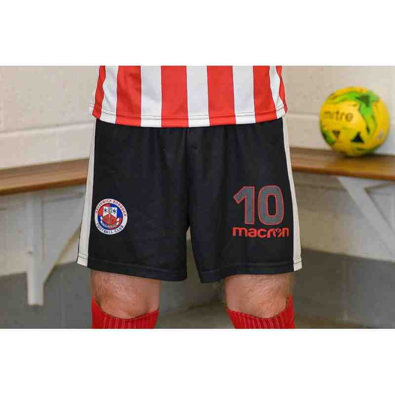 Greenwich Borough Home Shorts