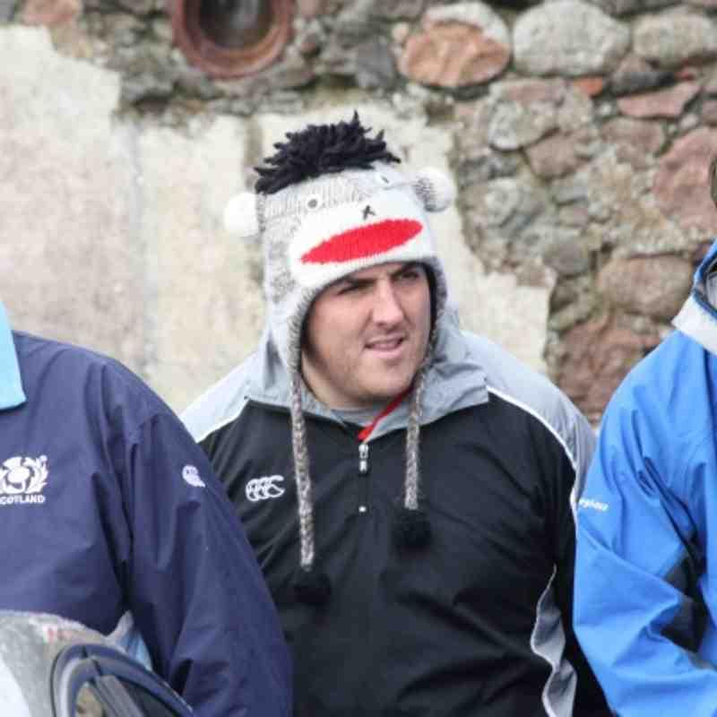 Mackie 2nds Vrs Shetland 2011