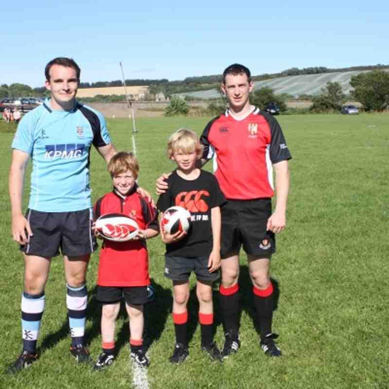 Mackie 1sts Vrs St Andrews Sept 12