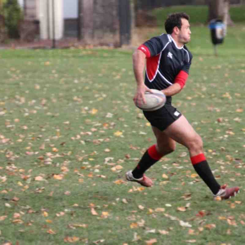 Mackie 1sts Vrs Hillfoots Oct 2012