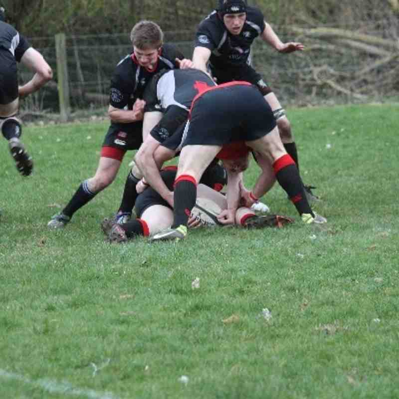 Mackie 1sts Vrs Strathmore March 14