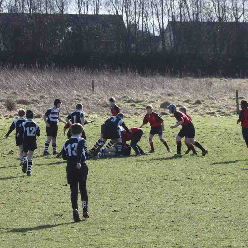 S1s v Perthshire - 8th March 2015