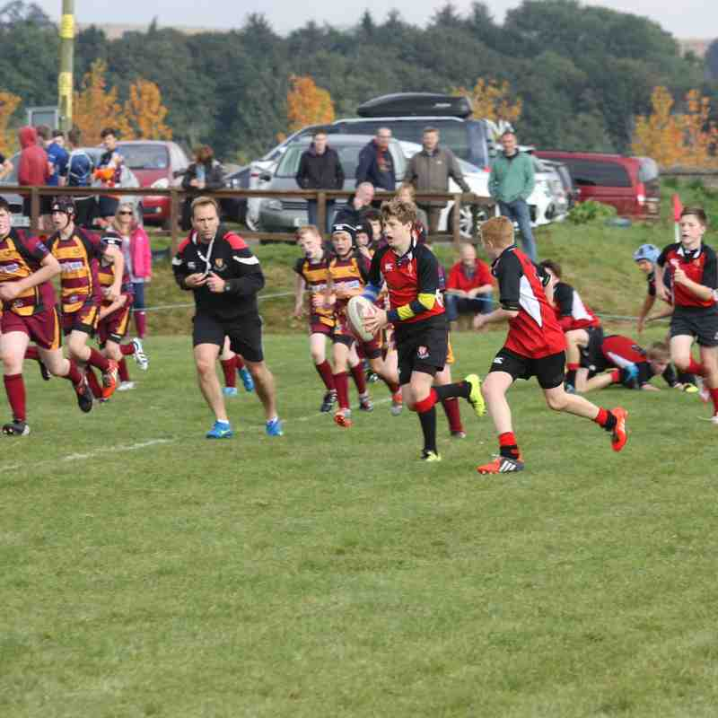 S2's v Ellon - 3rd October 2015