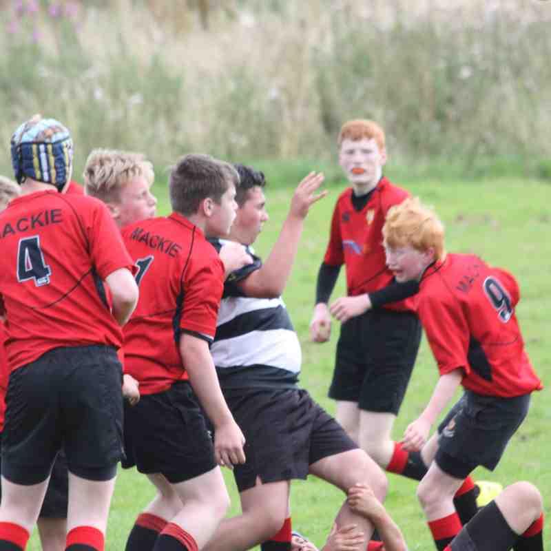 U15s v Perthshire - Sun 28 Aug 2016