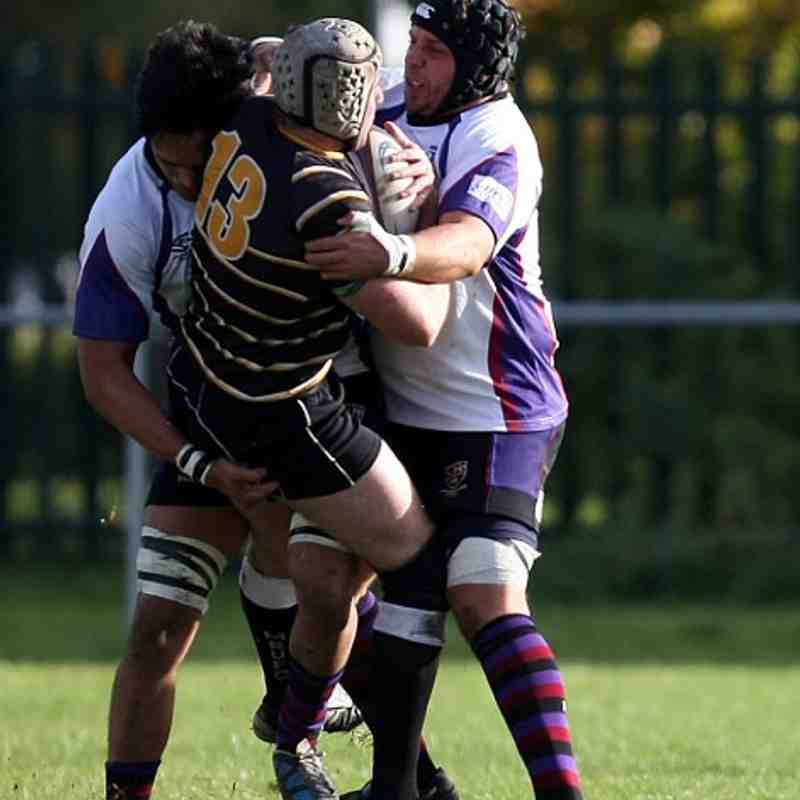 Maidenhead v Marlow Rugby Saturday 30th October 2010