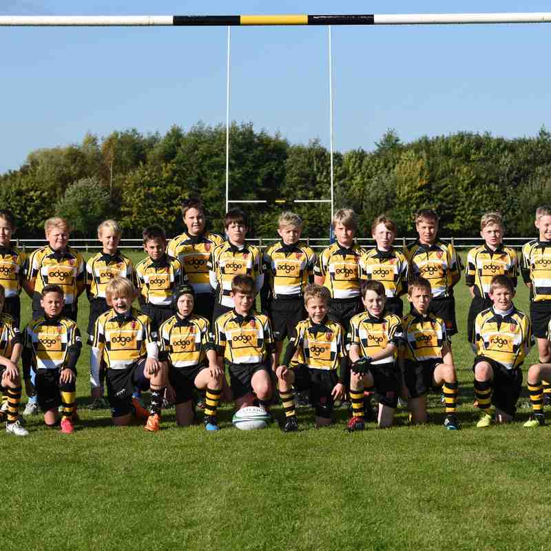 Droitwich Under 11's Team Photo