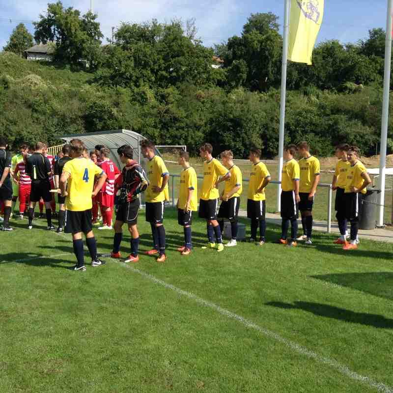MLSZ U19 III.O. KÖZÉP-KELET v NAGYKÁTA SE - Sat 24 Sep 2016