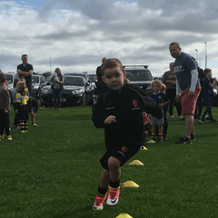Droitwich Under 6's in Action September 2018
