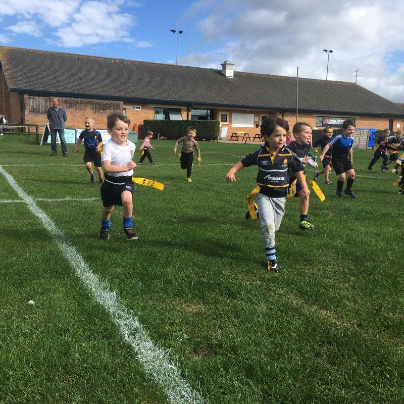 Mini and Junior Training starts on Sunday 8th September 2019