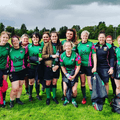 Ladies 1st XV beat Omagh 27 - 0