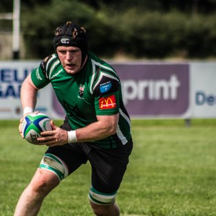 City of Derry RFC 1st XV vs Dungannon 1st XV Match Report